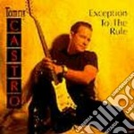 Exception to the rule - cd musicale di Tommy Castro