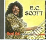 Hard act to follow - cd musicale di E.c.scott