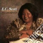 Masterpiece - cd musicale di Scott E.c.