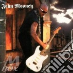 GONE TO HELL cd musicale di MOONEY JOHN