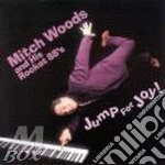 JUMP FOR JOY! cd musicale di WOODS MITCH