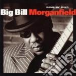 Ramblin' man cd musicale di Big Morganfield