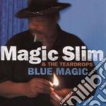 Blue magic feat.p.chubby cd musicale di Magic slim & the tea