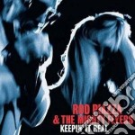 Keepin' it real cd musicale di Rod piazza & the mig