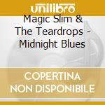 MIDNIGHT BLUES cd musicale di MAGIC SLIM & THE TEARDROPS