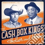 Holler and stomp cd musicale di The cash box kings