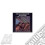 Metropolis cd musicale di Turtle island string quartet