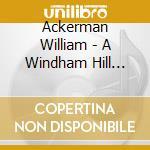 WILLIAM ACKERMAN cd musicale di Will Ackerman
