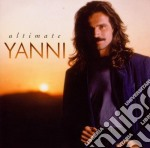 THE ULTIMATE YANNI (2CDX1) cd musicale di YANNI