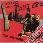 Sex objects cd musicale di The Briefs