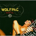 Evil is.... cd musicale di Wolfpack