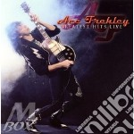 GREATEST HITS LIVE cd musicale di FREHLEY ACE