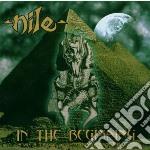 In the beginning cd musicale di Nile