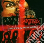 FISTFUL OF METAL cd musicale di ANTHRAX