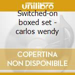 Switched-on boxed set - carlos wendy cd musicale di Wendy carlos (4 cd)