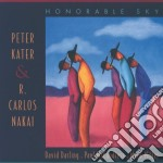 Honorable sky cd musicale di Kater p. / nakai r.c