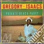 Private beach party - cd musicale di Gregory Isaacs
