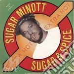 Sugar and spice - minott sugar cd musicale di Minott Sugar