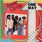 One way - cd musicale di Circle Inner