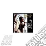 Not a one man thing - cd musicale di Gregory Isaacs