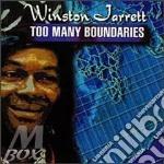 Too many boundaries - cd musicale di Winston Jarrett