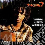 Young gifted and dread - cd musicale di Yvad