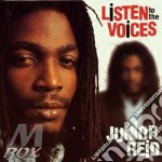 Listen to the voice - cd musicale di Junior Reid