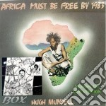 Africa must be free by 83 - cd musicale di Hugh Mundell