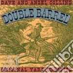 Double barrel - cd musicale di Collins Ansel