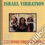 Unconquered people - cd musicale di Vibration Israel