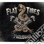 Freeborn cd musicale di Tires Flat