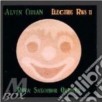 Electric rags ii cd musicale di Alvin Curran
