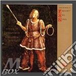 Homage to johannes ciconia cd musicale di P.a.n. Ensemble