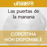 Las puertas de la manana cd musicale di Carlos Guastavino