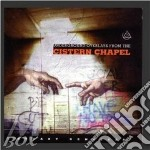 Underground overlays from the cistern cd musicale di Stuart Dempster