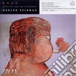 Only cd musicale di Morton Feldman
