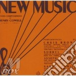 New music cd musicale di Henry Cowell