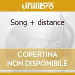 Song + distance cd musicale di Miguel Frasconi