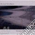 Blends cd musicale di Richard Teitelbaum