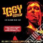 LIVE IN SAN FRANCISCO cd musicale di Iggy Pop