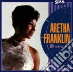 20 GREATEST HITS cd musicale di FRANKLIN ARETHA
