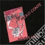AGUAPLANO cd musicale di Paolo Conte