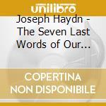 Haydn - Harnoncourt - 7 Ultime Parole Di Cristo cd musicale di HAYDN\HARNONCOURT