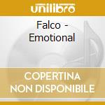 Emotional cd musicale di Falco