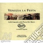 Venezia la festa-caffe'concerto... cd musicale di ARTISTI VARI