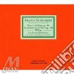 Schubert,f.:piano trio 99/nocturno cd musicale di LA GAIA SCIENZA