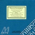 Schubert,f.:trios f.piano, violine & cel cd musicale di La Gaia scienza