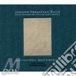 Bach,j.s.:6 sonaten f?r violino u. cemba cd musicale di Artisti Vari