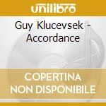 Accord. cd musicale di KLUCEVSEK GUY AND ALAN BERN