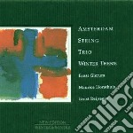 Winter theme cd musicale di AMSTERDAM STRING TRIO